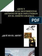 Sesion Nº 2 MOVIMIENTOS ARTISTICOS 2014.pptx