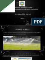 Sistemas de Riego (Gravedad)_Grupo Nro.01
