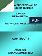 Curso Metalurgia 1 Capitulo II 2017