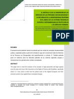 El Art 12 de la CDPD y su influencia en la jurisprudencia proferida en el marco de los sistemas regionales, europeo e interamericano de protección de los DDHH