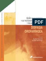 Guía de Diagnóstico, Tratamiento Nutricional y Rehabilitador de La Disfagia Orofaríngea