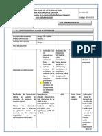 5. GFPI-F-019 Formato Guia de Aprendizaje Primeros Auxilios