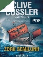 Clive Cussler - Zorii Semilunii