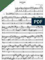 Imslp37048-Pmlp10759-Jsb - Fantasy in c Bwv570