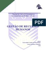 Manual de Gestao de Recursos Humanos
