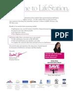 Life Station Medical Alert Brochure