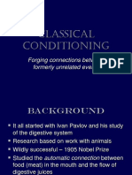 Classical Conditioning L 2