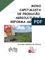 Texto 3 - Reforma Agraria No Mundo (Ariovaldo Umbelino de Oliveira)