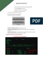 Archivo Físico- PF (Capacitación)