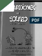 60 Lecciones de Solfeo Nivel Medio