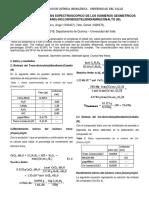 Isomeros Geometricos 1 y 2 JD B