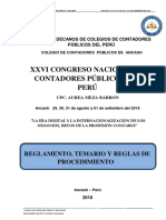 1.6 - Reglamento Xxvi Cncpp - Ancash 2018.