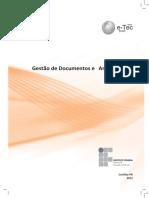 Livro_Gestão de documentos e arquivística