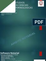 Software De Derecho