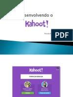 Desenvolvendo o Kahoot!