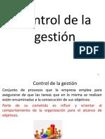 Control de La Estrategia (1)