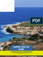 Gozo Trail Walk Dahlet Qorrot