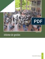 Balance Social 2017 Informe Gestion