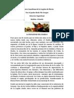 Allocutio Concilium de La Legión de María Imprimir