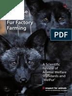 Case Against Fur Farming