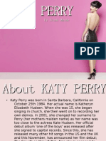 Power Point Katy Perry