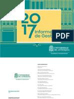 Informe de Gestión 2018