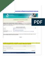 Guia Para Registrarse en Linea Egel 2018