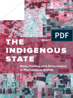 Postero, Nancy, The Indigenous State