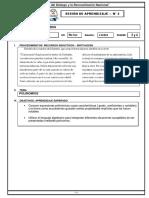 SESION DE APRENDIZAJE N 2  ALGEBRA POLINOMIOS 5tO SEC.docx