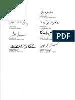 Letter to Congress Part 2 Private Contractors