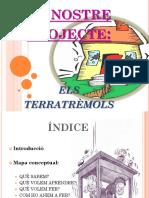 projecte terratremols