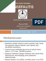 TBR Ensefalitis - Izzatunisa S (G4A016010).pptx