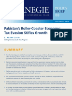 Pakistan's Roller-Coaster Economy