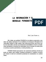 Dialnet-LaInformacionYElMensajePeriodistico1eraParte-5792007