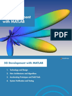 5G Development using Matlab