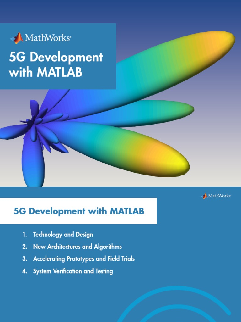 5G Development using Matlab | Hardware Description Language