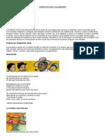 Tradicion Oral Colombiana