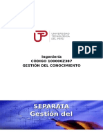 UTP - GC y TI en La Empresa