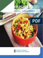Alimentos Argentinos Recetario de Legumbres