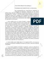 Acuerdo Sobre Medidas de Fomento de La Confianza (Noviembre 8, 2000) - Biblioteca Columbus, OEA