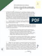 Plan de Acción para la Aplicación del Acuerdo sobre Medidas de Fomento de la Confianza, 8 Nov 2000 - Biblioteca Columbus OEA