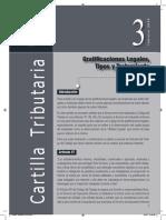 GRATIFICACIONES LEGALES, TIPOS Y TRATAMIENTOS.pdf