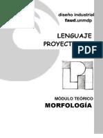 Lp1 2018 Módulo Teórico Morfología