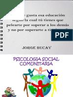 Psicologia Comunitaria .Pptx