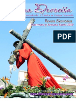 Eterna Devocion - Revista Electrónica - Cuaresma y Semana Santa 2010 - Antigua Guatemala