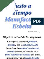Diplomado Lean Manufacturing