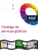 Catalogo Grupomanas Servicios Graficos