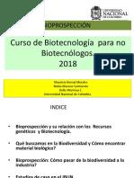 3 - Bioprospección