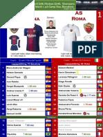 Champions League 180404 Barcelona - Roma 4-1
