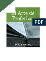 Perkins, William - El Arte de Profetizar